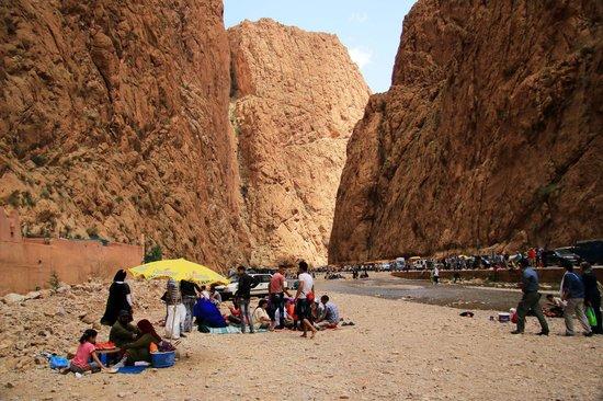 Tour in Marocco : le gole del Todra