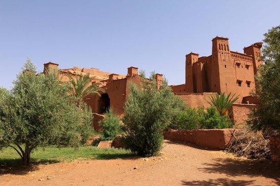 Tour in Marocco : lo ksar Ait Ben Haddou