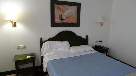Hotel Nicol's: Chambre