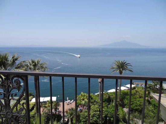 Grand Hotel Royal: Mesmerizing views