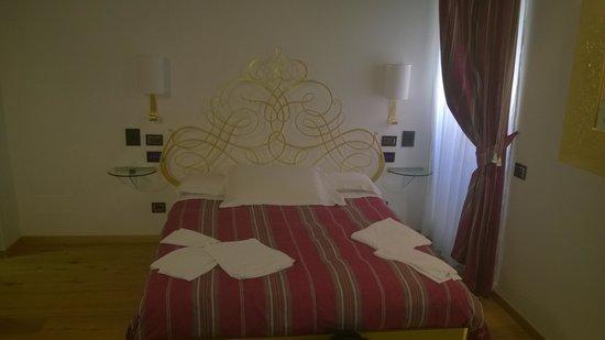 Ripetta Palace: letto