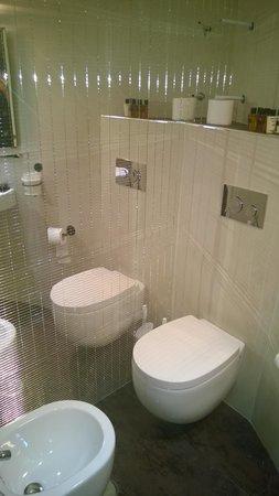Ripetta Palace: bagno