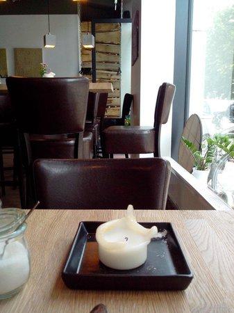 Baaila Cafe: Blick im Innenraum