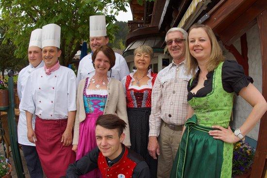 Landhotel Zum Franke: Unser Team