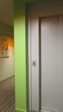 Ibis Styles Annecy Gare Centre: lift