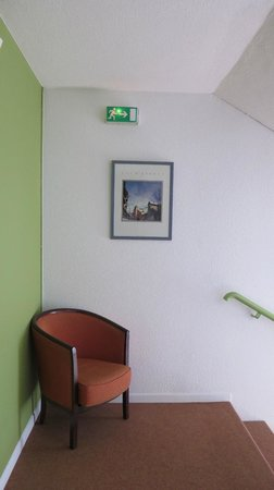 Ibis Styles Annecy Gare Centre: Stairs