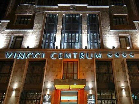 Vincci Centrum : Фасад с улицы