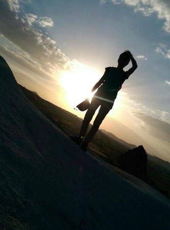 Oz Cappadocia: Beautiful Sunset