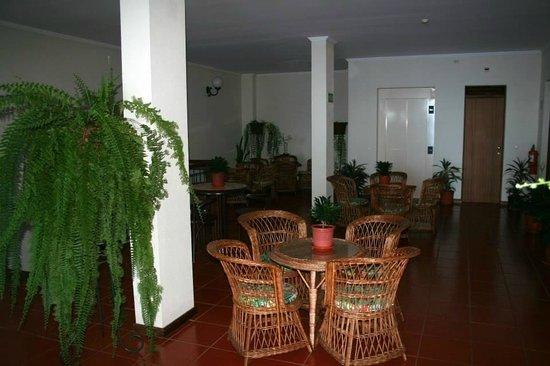Vila Marta: Salle commune