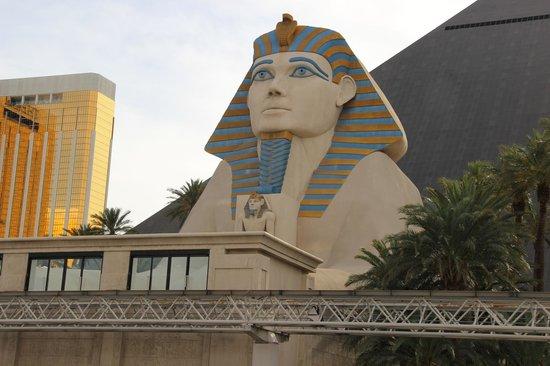 Luxor Las Vegas: Hôtel Luxor