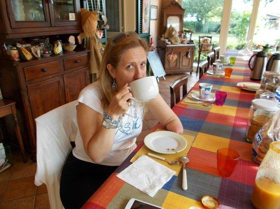 Cascina Folletto: colazione