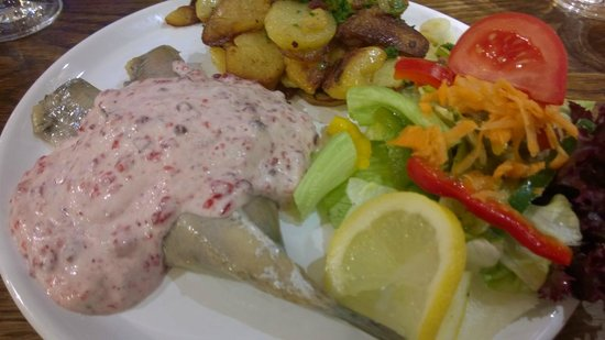 Laufauf: Herrings - Sweet and Sour
