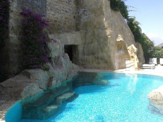 Hotel San Francesco al Monte: Roof Garden Swimming Pool.