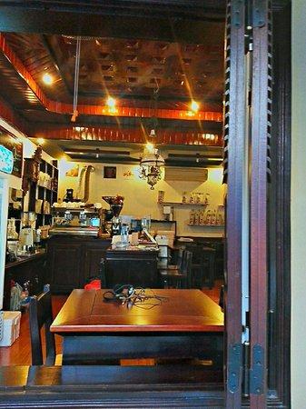 Mia Coffee : Barista area