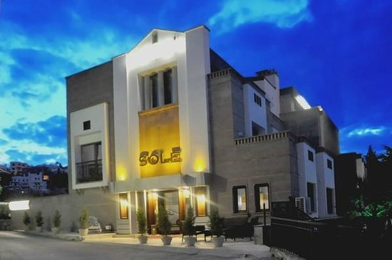 Sole Boutique Hotel: Genel Görünüm