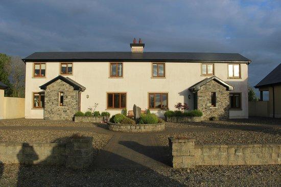 O'Neill Holiday Homes: Die zwei Häuser von außen