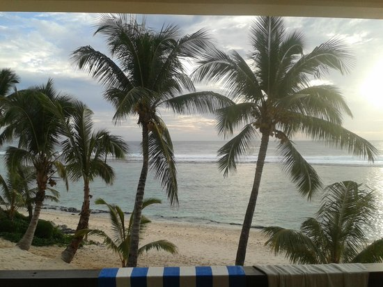 The Edgewater Resort & Spa : view from the room