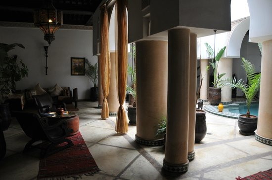 Angsana Riads Collection Morocco: Eingangsgeschoss