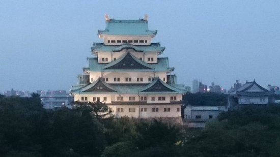 The Westin Nagoya Castle : 名古屋城の眺めは最高