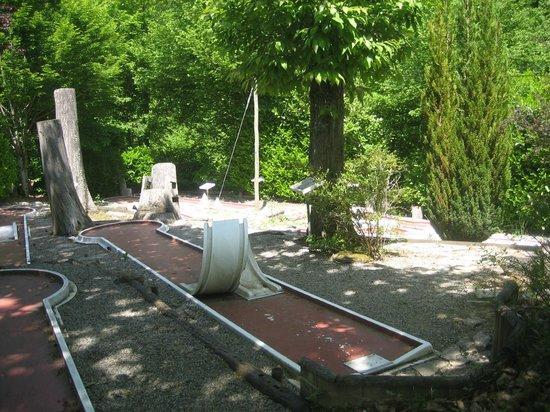 Residence La Souleille des Lannes : Mini-Golf