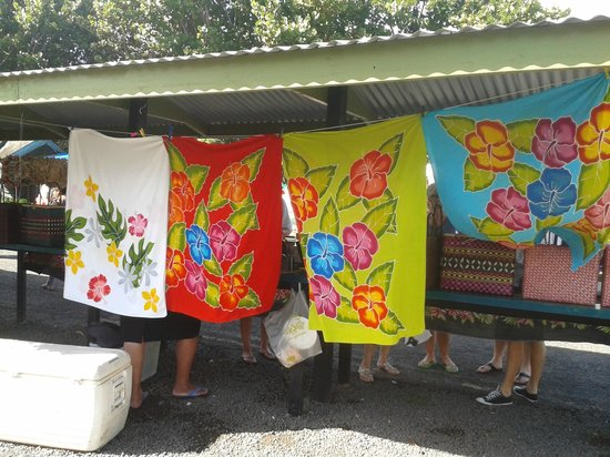 Punanga Nui: some locally made quilts