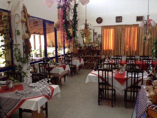 Serenity Restaurant : Binnen in het restaurant