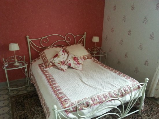 L'Hermitage : Bedroom