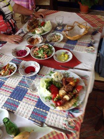 Serenity Restaurant : Genieten van een maaltijd