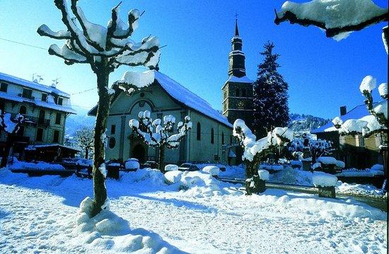 Vacances Popinns - Les Clarines : Le village