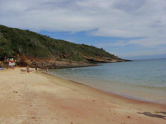 Rio Buzios Beach Hotel: Пляж в 3-х минутах от отеля....атлантический залив...красота неописуемая....