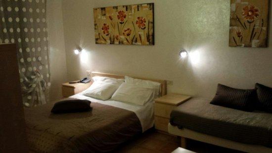 Corallo Eco Wellness Hotel: Camera matrimoniale