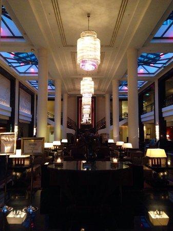 Corinthia Hotel St. Petersburg: Lobby