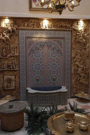 Dar Al Madina Al Kadima: Fountian