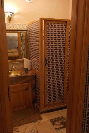 Dar Al Madina Al Kadima: Bathroom