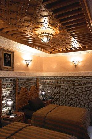 Dar Al Madina Al Kadima : Room interior