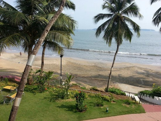 Cidade de Goa: View from my room