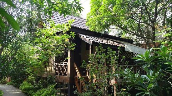 Auberge Sala Inpeng (Mekong Riverside Inn): bungalow luxe