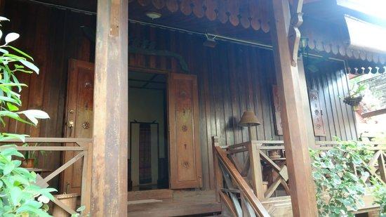 Auberge Sala Inpeng (Mekong Riverside Inn): chambre