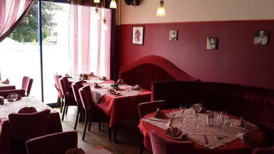 La Taverne Bragarde : Salle de restaurant