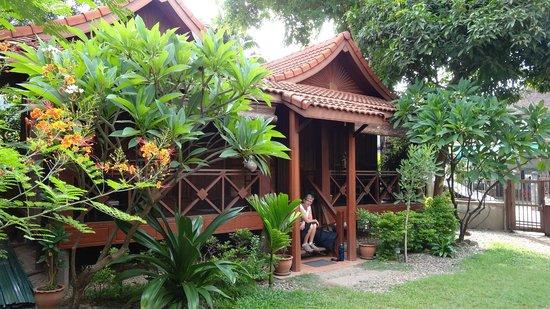 Auberge Sala Inpeng (Mekong Riverside Inn): bungalow standard