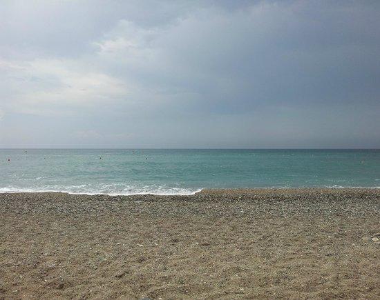 Majesty Club La Mer: Пляж