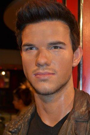 Madame Tussauds London : Taylor Lautner