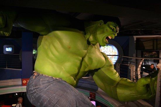 Madame Tussauds London : Hulk