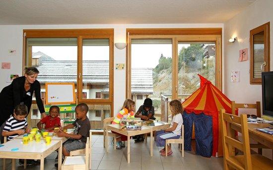 Résidence Les Cristallines : Activités enfants