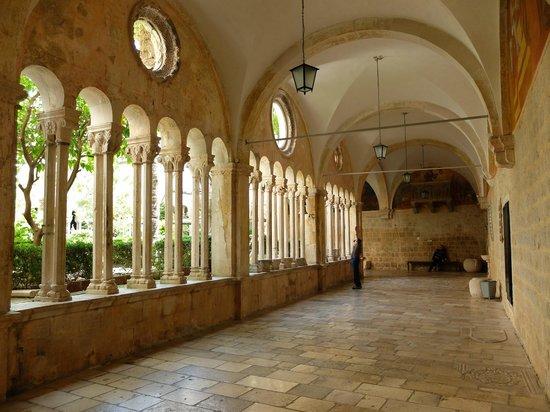Franciscan Monastery: Vue du monastère