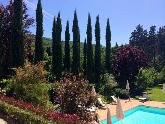 Villa di Piazzano : Pool