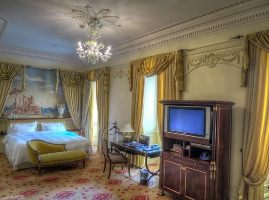 The St. Regis Rome : One of our two rooms