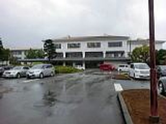 Laforet Shuzenji: ホテル棟