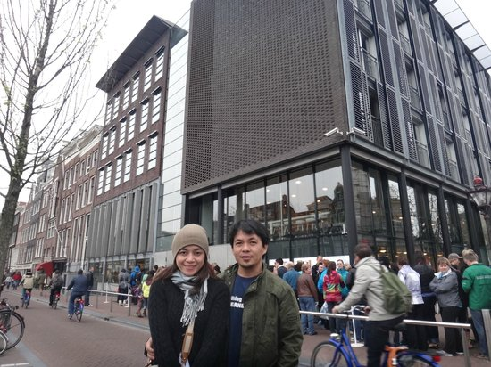 How Long Is The Anne Frank Museum Tour