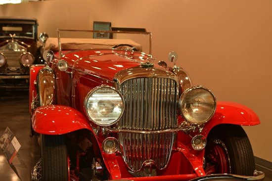 LeMay - America's Car Museum: Some of my favorites